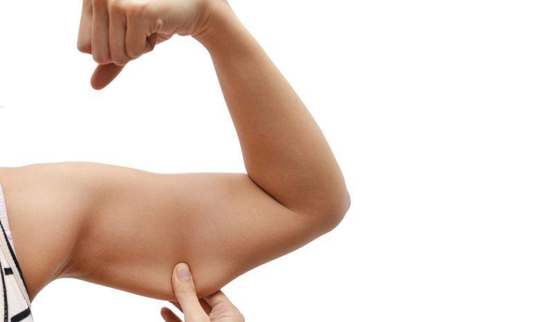 Quelles solutions pour maigrir des bras ?