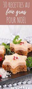 etoiles-foie-gras Noël