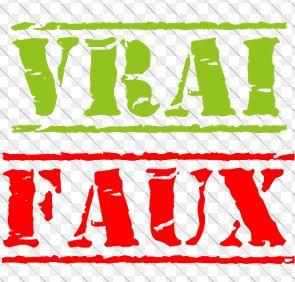 Mythes diététiques : VRAI-FAUX !