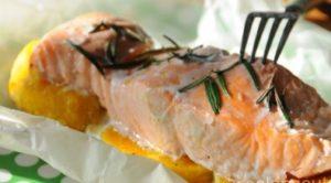 papillote saumon